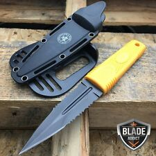 MILITARY TACTICAL HUNTING DAGGER KNIFE ZOMBIE Scuba Rescue Diving Combat Boot
