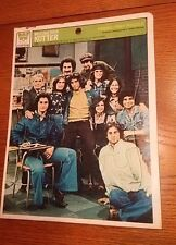 WELCOME BACK KOTTER TV Sweathogs PUZZLE WHITMAN 1977 John Travolta
