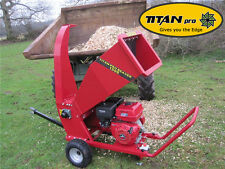 Petrol Chipper | Heavy Duty Shredder | Garden Chipper | Garden Shredder | Beaver