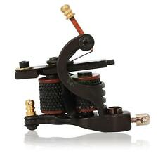 New Handmade Iron Tattoo Machine Gun 8 Wrap Coils Equipment Supply Set US
