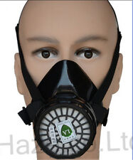 Face Shield Respirator Painting Spraying Mask Gas/Dust Mask Protective Masks