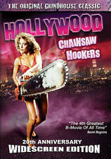 Hollywood Chainsaw Hookers (DVD, 2014, 20th Anniversary, Brand New)