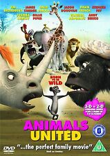 Animals United 2011 Reinhard Klooss, Holger Tappe NEW AND SEALED UK R2 DVD