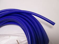 5M x Blue Silicone Reinforced 6mm Radiator Flexible Water Pipe Hose Tube #18L141