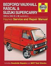 Bedford/Vauxhall Rascal Service and Repair Manual by Haynes Publishing Group...