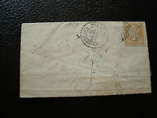 FRANCE - lettre 1867 (cy65) french