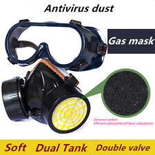 Emergency Survival Safety Respiratory Gas Mask safe cheap free shipping