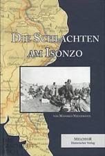 Neugebauer: Die Schlachten am Isonzo NEU (Alpenkrieg 1. Weltkrieg Gebirgskrieg)