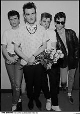 "The Smiths - Electric Ballroom 1983  -  33"" x 24""  B&W POSTER *Morrissey Marr*"