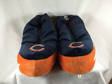 Chicago Bears Forever Collectable Slippers Size XL