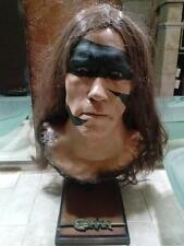 CONAN the BArbarian Arnold shwarzenegger horror LIFE SIZE   resin BUST