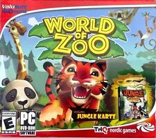 World of Zoo PC Games Windows 10 8 7 XP Computer Games animal pet sim kid family