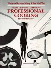 Cooking by Wayne Gisslen (1989, Paperback, Student Edition of Textbook)