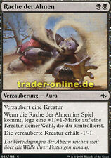 4x venganza de los ancestros (ancestral Vengeance) Fate Reforged Magic