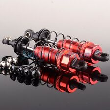 RED 2P Aluminum Shock Absorber 85MM & Screws CC01-004 Fit 1/10 TAMIYA RC CAR