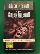 The Green Inferno DVD AUTHENTIC Brand New With Slipcover, FREE SHIPPING!
