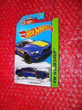 2015 Hot Wheels '15 Ford Mustang GT #247 HW Workshop  CFJ24-09B0E