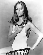 "Barbara Bach James Bond 007 10"" x 8"" Photograph no 2"