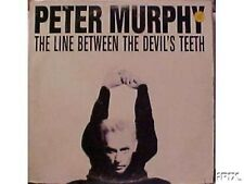 "Peter Murphy The Line Between The Devils 12"" NEW SEALED"