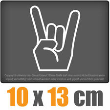Heavy Metal 10 x 13 cm JDM Decal Sticker Aufkleber Racing Die Cut