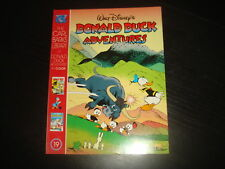 CARL BARKS LIBRARY - WALT DISNEY'S DONALD DUCK ADVENTURES #19  - Gladstone Album