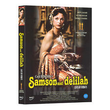 Samson and Delilah (1949) DVD - Cecil B. DeMille (*New *Sealed *All Region)