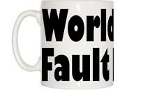 World's Best Fault Finder Mug