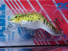 "Rebel 2"" 3/8oz Wee Frog Lure F7179 CHARTRUSE FROG for Bass/Trout/Pickerel Killer"