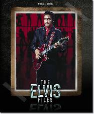 Elvis PresIey - The Elvis Files Vol.4 1965-1968 E. Lorentzen Book - New & Sealed