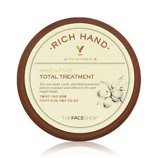 THE FACE SHOP Rich Hand V Hand&Foot Total Treatment - 110ml