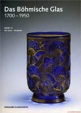 Fachbuch Das Böhmische Glas 1700-1950 Band VI Art Déco Leinenausgabe OVP, NEU