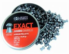 JSB EXACT JUMBO DIABOLO 5.50 mm .22 250 pcs. 1.030 g 15.89 gr Air rifle Pellets