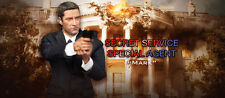 "DID 1/6 Scale 12"" US Secret Service Special Agent Mark Action Figure MA80119"