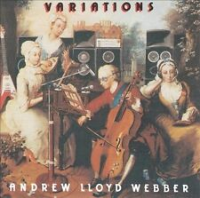 Andrew Lloyd Webber: Variations New CD