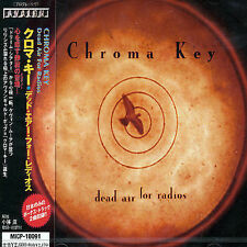 Dead Air for Radios [Bonus Tracks] by Chroma Key (CD, Mar-2000, Avalon)