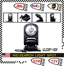 HID Xenon Magnetic 360º Search Work Light Remote Control For Fog Boat 55w spot