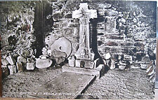 Irish Postcard ST KEVINS KITCHEN Church GLENDALOUGH Wicklow Ireland Collo Colour