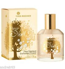 YVES ROCHER woman eau de toilette Fleur de Noel 50 ml 1.7 fl. oz.