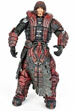 "Gears of War 2 GOW2 MARCUS FENIX THERON DISGUISE 7"" Action Figure NECA 2009"