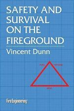 Safety and Survival on the Fireground, Dunn, Vincent, Good Book