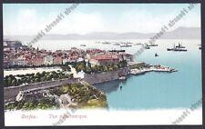GRECIA GREECE Ελλάδα EGEO Aegean CORFÙ 16 KERKYRA Κέρκυρα Cartolina 1900