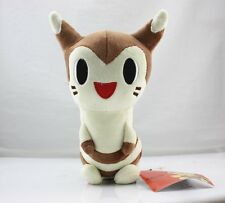 Pokemon Center Plush Doll 10inch Furret /Ootachi Stuffed Animal Toy Doll