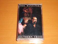 """PHIL MANZANERA """"SOUTHERN CROSS"""" CASSETTE TAPE NEW & SEALED! ROXY MUSIC"""