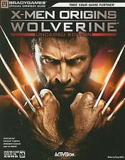 X-Men Origins: Wolverine (BradyGames Official Strategy Guide) by Doug Walsh