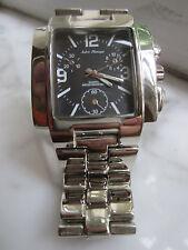 Mint Fashion Quartz Wristwatch with Japanese Movement & Matching Bracelet Band