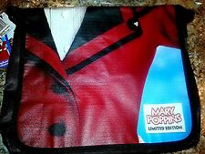 NEW Mary Poppins (LE 100) Broadway Exclusive Billboard Messenger Laptop Bag RARE