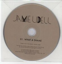 (DQ189) Jamie Lidell, What A Shame - 2012 DJ CD