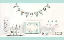 Beach Ocean Theme Bridal Shower Birthday Party Decorations Starter Kit