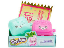 THE GOLDEN TICKET HUNT! NEW! Shopkins Season 5 2-Pack Shopkins*SHIPS TODAY FREE*