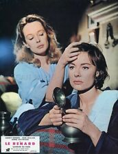 ANNE HEYWOOD SANDY DENNIS THE FOX 1967 VINTAGE LOBBY CARD #1 GAY INTEREST